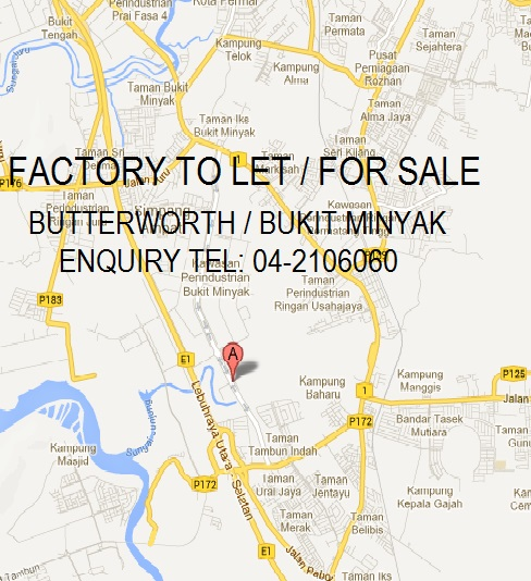 seberang industrial property for sale