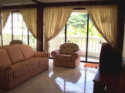 furnished unit for rent