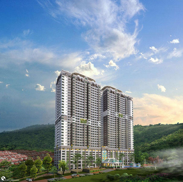 starhill residences penang for sale and rent
