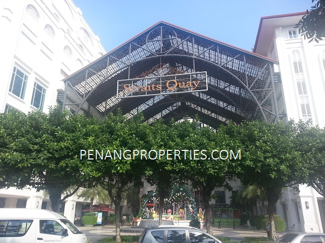 Straits Quay suites for rent
