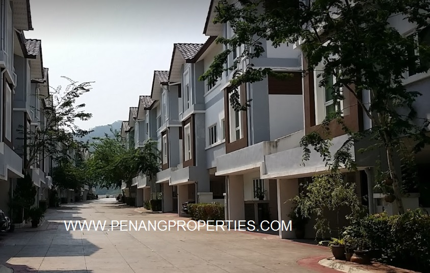 sierra vista semi detached bukit jambul