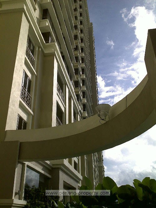 Birch Plaza penang for rent