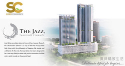 The Jazz residence